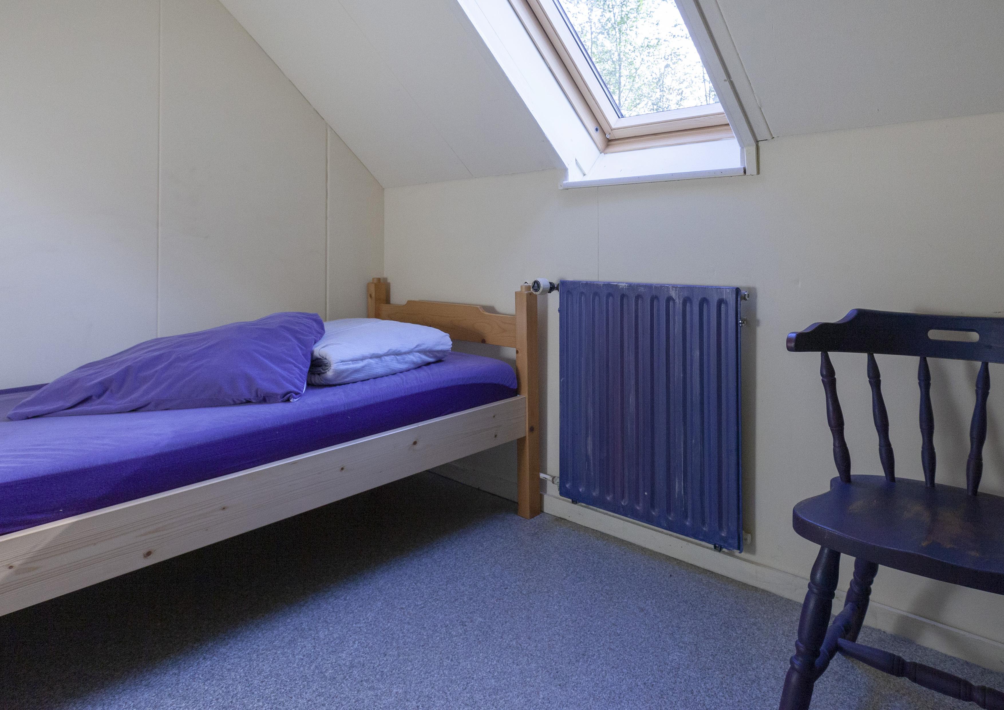 21 paarse kamer